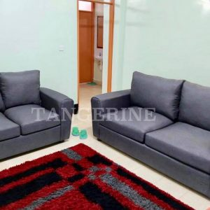 5 seater Box arm sofa