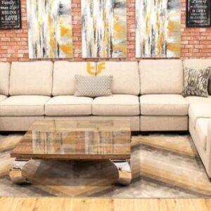 U shape sectional sofa