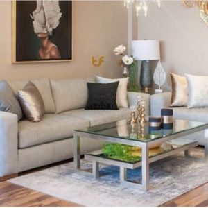 Transitional Sofa 5 – Seater
