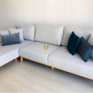 Modern Contemporary Sectional Seat