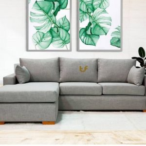 2 piece sectional seat